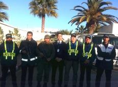 Guard Training