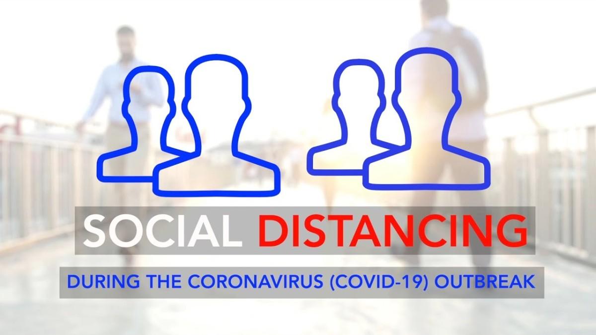 "3 Effective Ways to Practice""Social Distancing"""