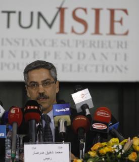 Tunisia elections probably inNovember