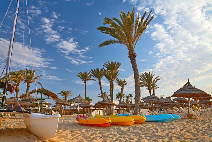 Tunisia tourism is booming but…