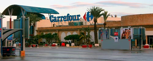 TS Update-(Carrefour Strike)