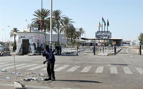 Regional Security Update-Libya-Tunisia border post re-opens after weeks of tension
